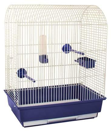 Клетка для птиц Дарэлл РОМА №4, в ассортименте, 37x26x48 см