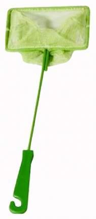 Сачок для аквариумных рыб Дарэлл зеленый