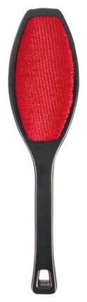 Пуходерка для животных TRIXIE пластик черный, красный