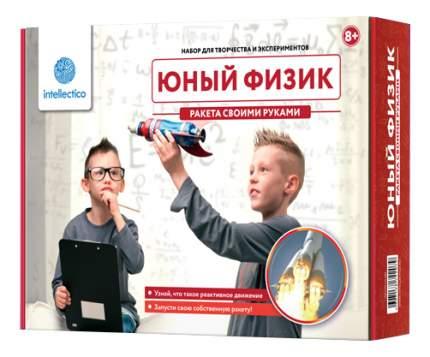 Набор для исследования Intellectico Юный Физик Ракета своими руками