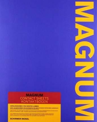 Книга Magnum Contact Sheets