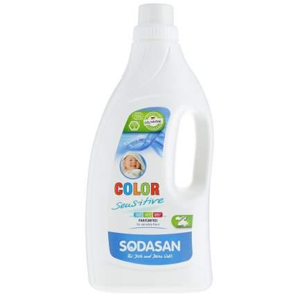 Жидкое средство для стирки Sodasan для цветного белья 1.5 л
