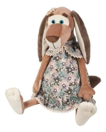 Мягкая игрушка Maxitoys Собачка Наденька в Платье, 20 см