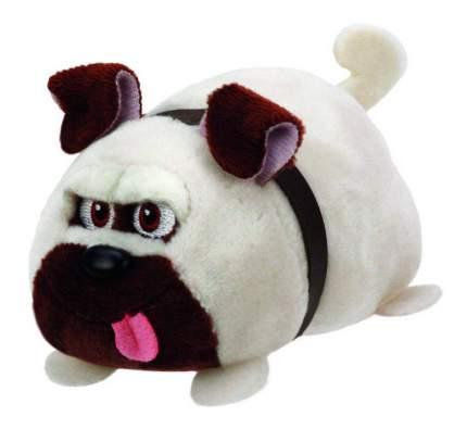 Мягкая игрушка TY Собачка породы мопс Мел м/ф Тайная жизнь домашних животных