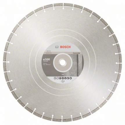 Алмазный диск Bosch Stf Concrete500-25,4 2608602712
