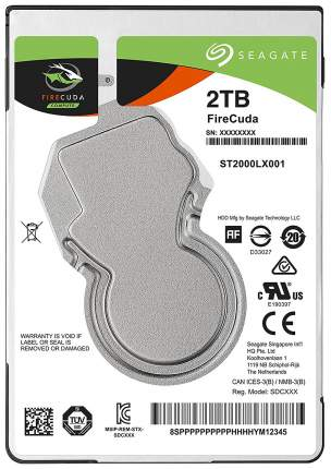 Внутренний жесткий диск Seagate FireCuda 2TB (ST2000LX001)