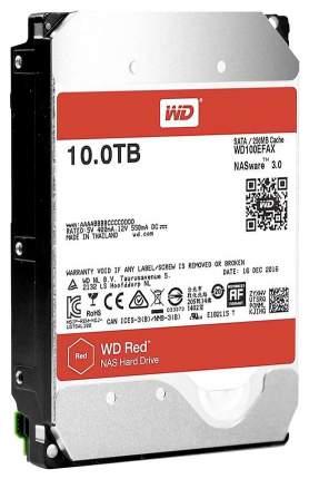 Внутренний жесткий диск Western Digital Red 10TB (WD100EFAX)