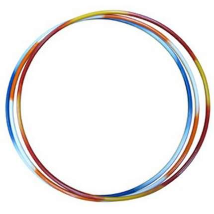 Гимнастический обруч Люкс 90 см разноцветный