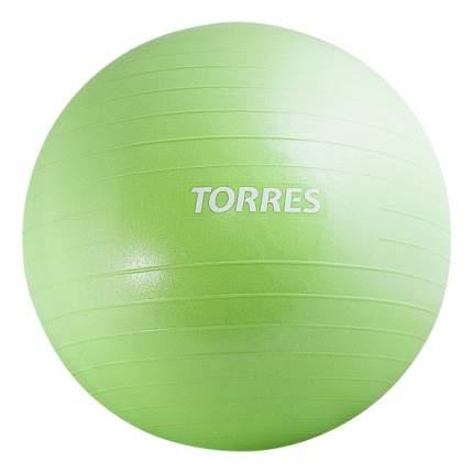 Гимнастический мяч Torres AL100155 зеленый 55 см