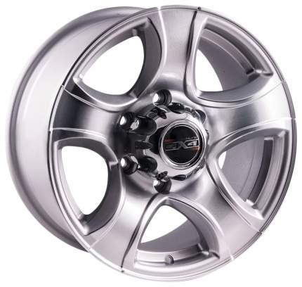 Колесные диски Tech-Line R16 7.5J PCD5x139.7 ET10 D108 (T622-7516-108-5x1397-10S)