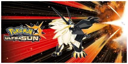 Игра Pokemon Ultra Sun для Nintendo 3DS