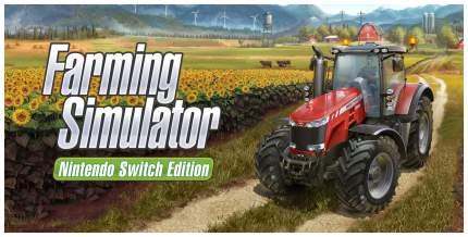 Игра для Nintendo Switch Farming Simulator