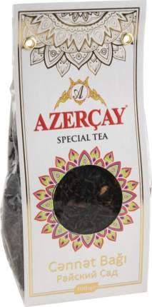 Чай черный Азерчай райский сад с яблоком и айвой 100 г
