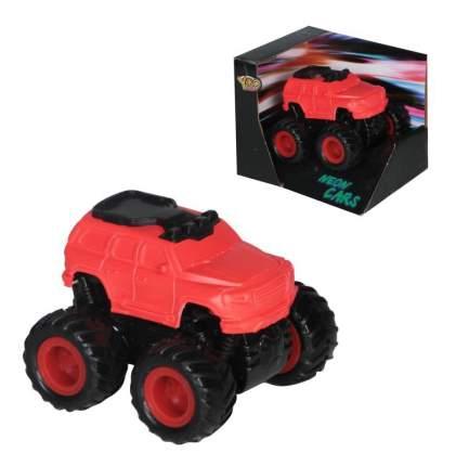 Машинка пластиковая Yako Toys Neon 8391R-2