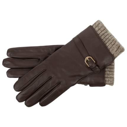 Женские кожаные перчатки Aurelli APK-ZP0370_brown*6