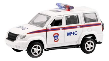 Машинка инерционная УАЗ Патриот 3163 МЧС 1:50 Play Smart А74787
