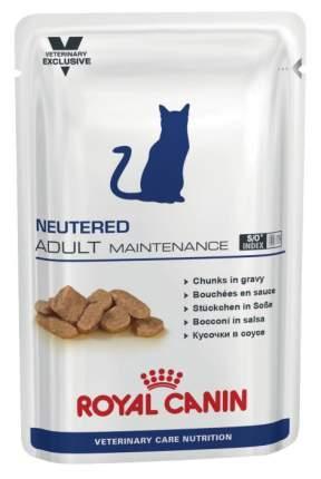 Влажный корм для кошек ROYAL CANIN Neutered Adult Maintenance, 24шт, 100г