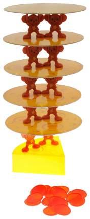 Семейная настольная игра Рыжий кот Сырная башня ИН-1515