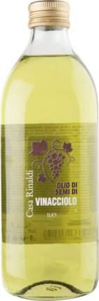 Масло из виноградных косточек рафинированное Casa Rinaldi 1 л