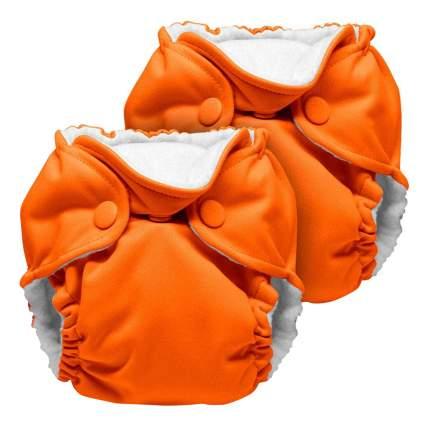 Многоразовые подгузники 2-7 кг, Poppy Kanga Care 2 шт.