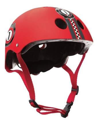 Шлем Globber Printed Junior XXS/XS красный