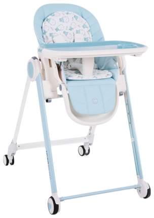 Стульчик для кормления Happy Baby BERNY 9100 BLUE