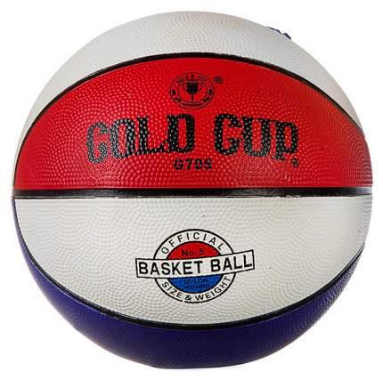 Баскетбольный мяч Gratwest Т24444 №5 blue/white/red