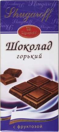 Шоколад горький Шугарофф с фруктозой 80 г