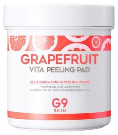 Диски ватные Berrisom Grapefruit для пилинга 100 шт