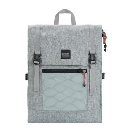 Рюкзак Pacsafe Slingsafe серый 15 л