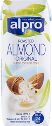 Напиток миндальный Alpro обогащенный кальцием и витаминами 250 мл