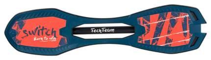 Роллерсерф Tech Team Switch 76 x 18 см фиолетовый