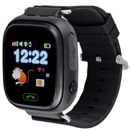Детские смарт-часы Smart Baby Watch Q80 Black/Black