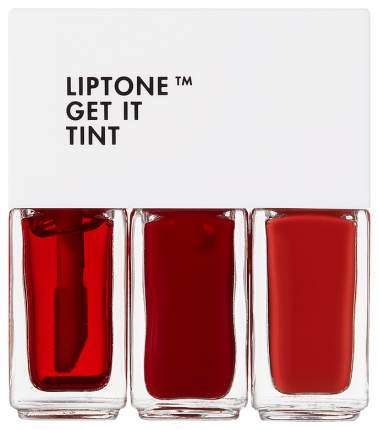 Тинт для губ Tony Moly Liptone Get It Tint Mini Trio 02 Best Trio 12 мл