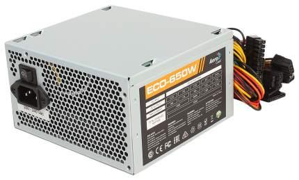 Блок питания компьютера Aerocool ECO-650W