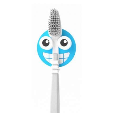Держатель для зубной щётки Emoji синий