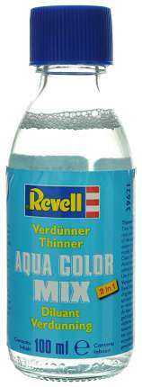 Разбавитель для акриловой краски Revell Аква колор микс 100 мл