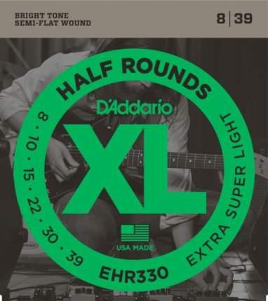 Струны для электрогитары D ADDARIO EHR330