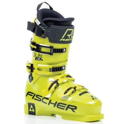 Горнолыжные ботинки Fischer RC4 Podium 130 2019, green, 26.5