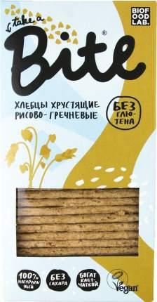 Хлебцы Bite хрустящие рисово-гречневые 150 г