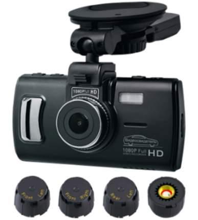 Видеорегистратор Видеосвидетель 2405 FHD TPMS Ext внешние датчики давления в шинах