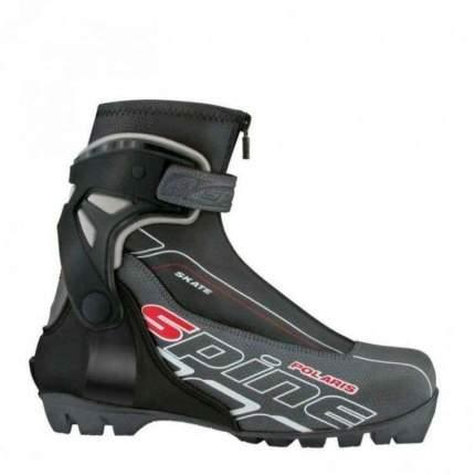 Ботинки для беговых лыж Spine Polaris 85 NNN 2019, black, 46