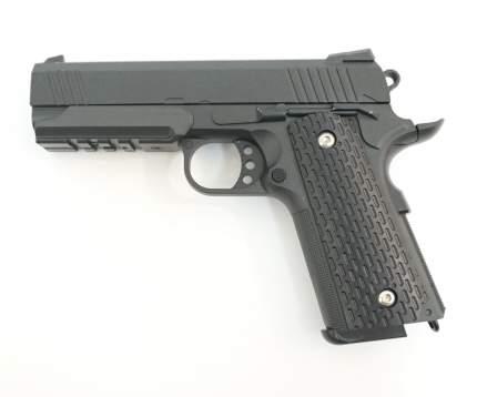Страйкбольный пружинный пистолет Galaxy  Китай (кал. 6 мм) G.25+ (с кобурой)