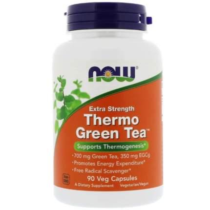 Антиоксидант NOW Thermo Green Tea 90 капсул