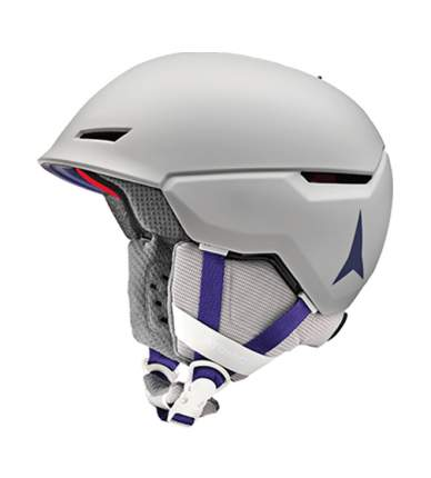 Горнолыжный шлем Atomic Atomic Revent 2019 light grey, M