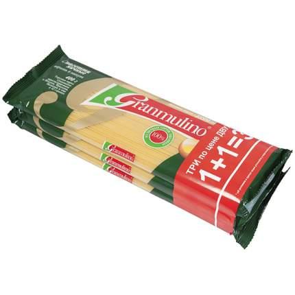 Макароны  Granmulino спагетти яичные смотка 3*400 г