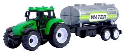 Трактор инерционный «Сельхозтехника», с прицепом Sima-Land
