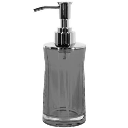 Дозатор для жидкого мыла Spirella Sydney-Acryl Cl-Smokey, серый