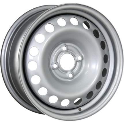 Колесные диски TREBL Renault 64A50C P 6,0\R15 4*100 ET50 d60,1 Silver 9271418