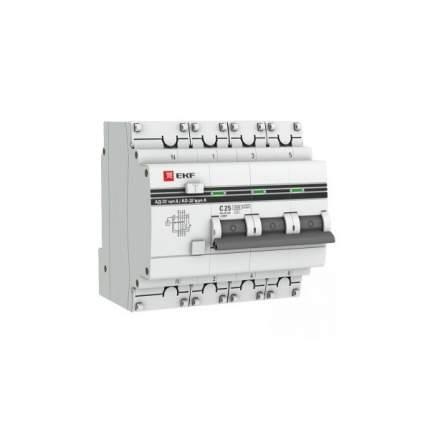 Дифавтоматы EKF DA32-32-30-4P-pro